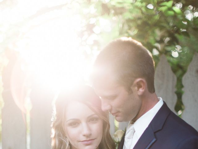 Cammy and Kurtis's Wedding in Cambria, California 37