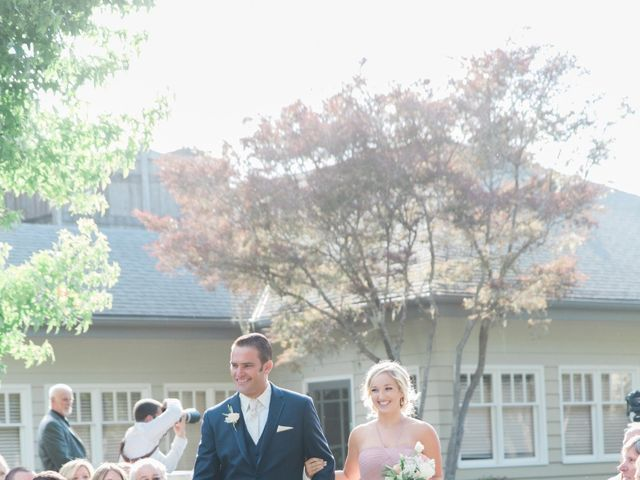 Cammy and Kurtis's Wedding in Cambria, California 40