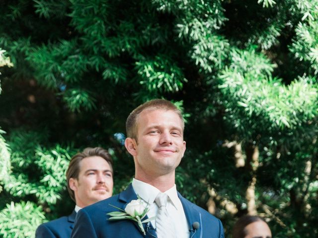 Cammy and Kurtis's Wedding in Cambria, California 43