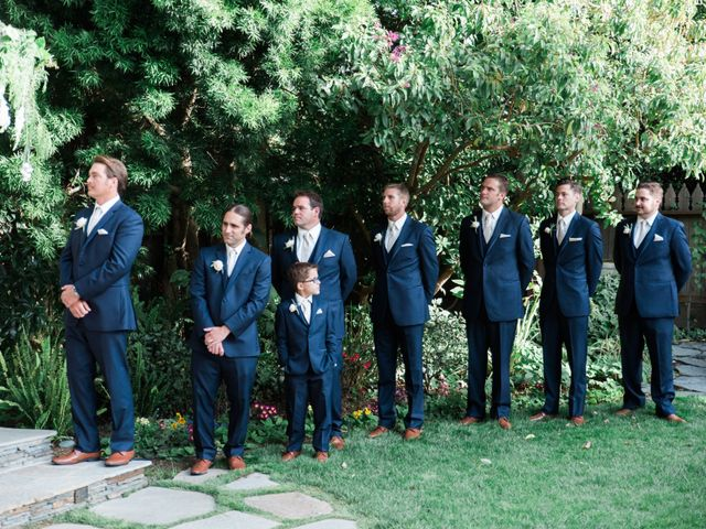 Cammy and Kurtis's Wedding in Cambria, California 46