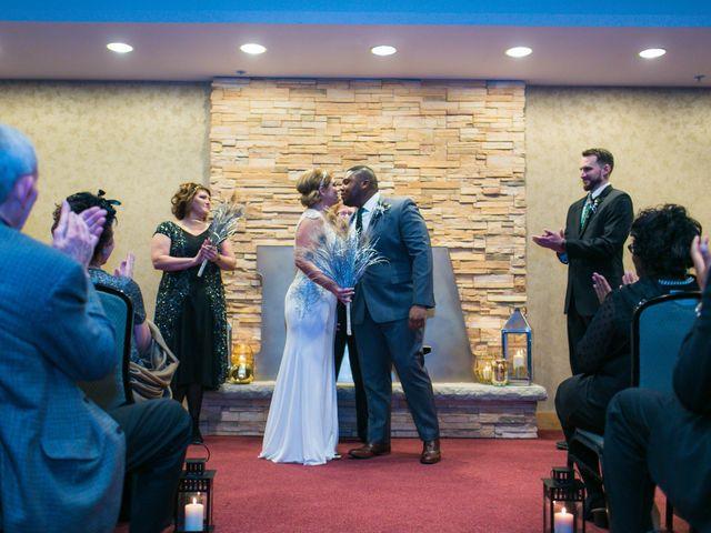 Rick and Rachel's Wedding in Saint Louis, Missouri 4
