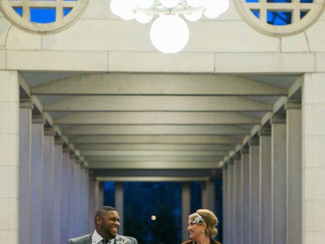Rick and Rachel's Wedding in Saint Louis, Missouri 13