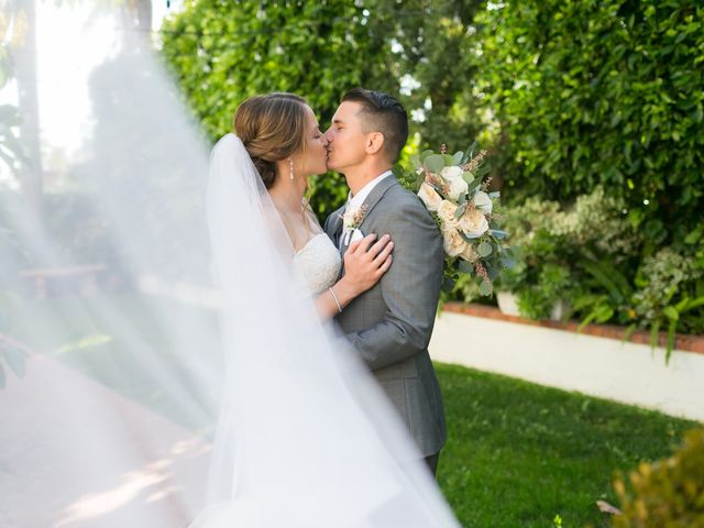 Nick and Jamie's Wedding in San Clemente, California 10
