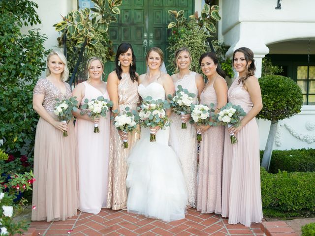 Nick and Jamie's Wedding in San Clemente, California 11