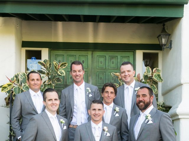 Nick and Jamie's Wedding in San Clemente, California 12