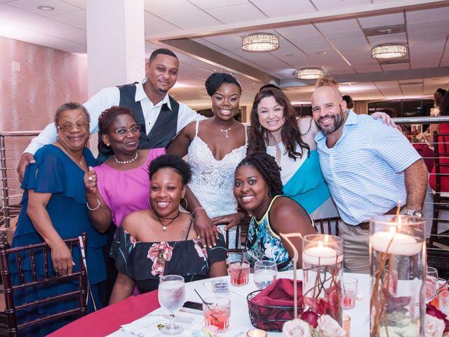 Les and Tumeka's Wedding in Saint Petersburg, Florida 5