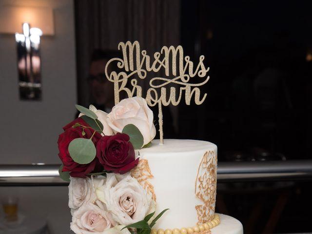 Les and Tumeka's Wedding in Saint Petersburg, Florida 9