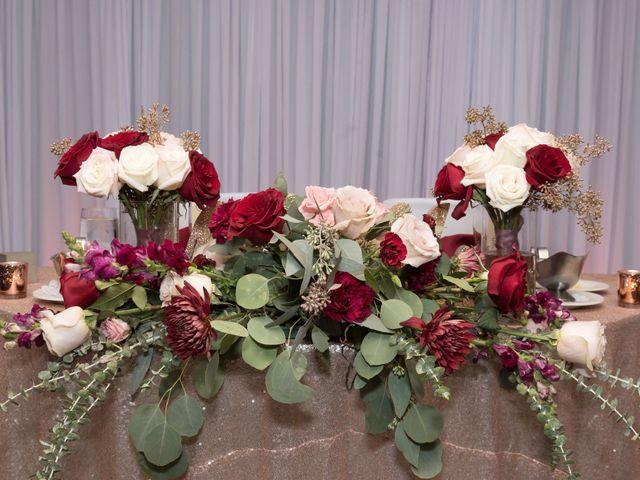 Les and Tumeka's Wedding in Saint Petersburg, Florida 10