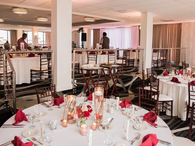 Les and Tumeka's Wedding in Saint Petersburg, Florida 13