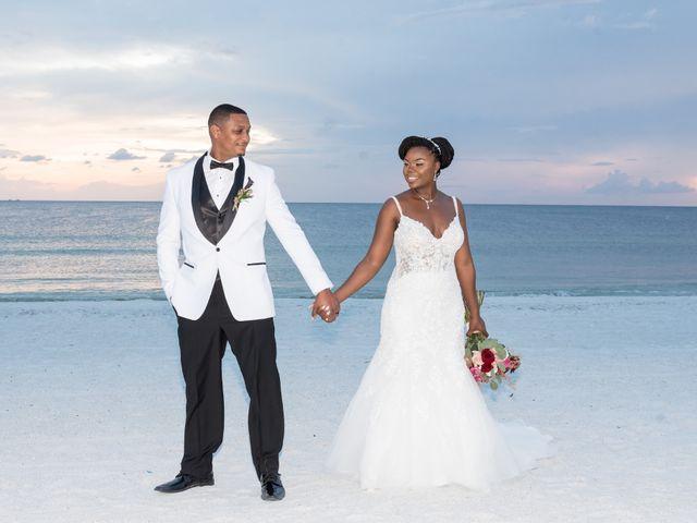 Les and Tumeka's Wedding in Saint Petersburg, Florida 23