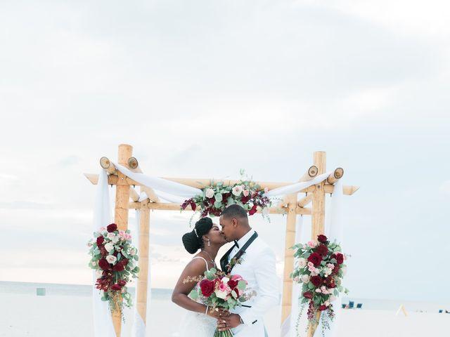 Les and Tumeka's Wedding in Saint Petersburg, Florida 26