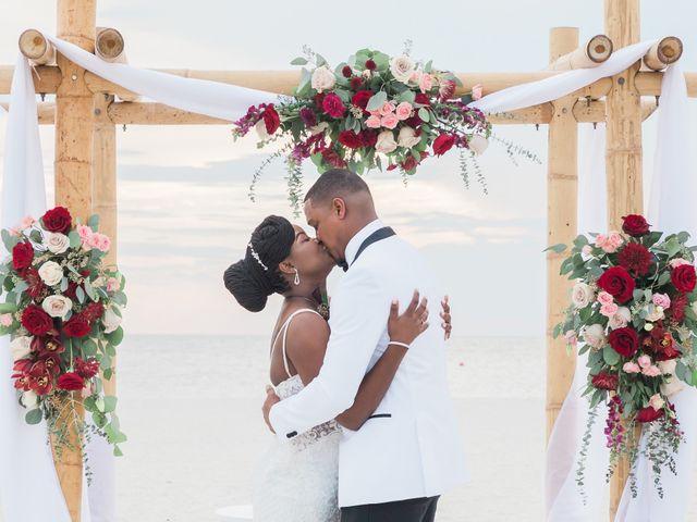 Les and Tumeka's Wedding in Saint Petersburg, Florida 27