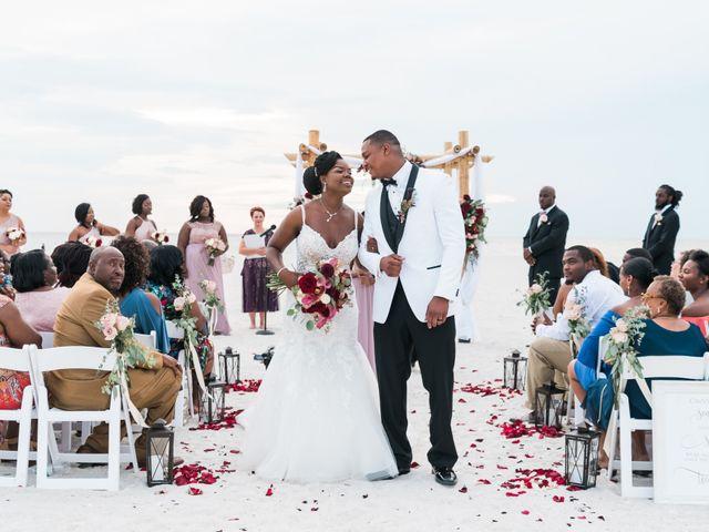 Les and Tumeka's Wedding in Saint Petersburg, Florida 28