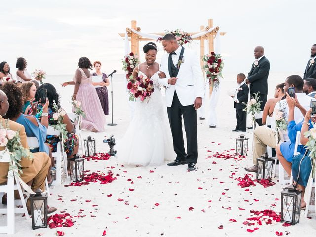 Les and Tumeka's Wedding in Saint Petersburg, Florida 30