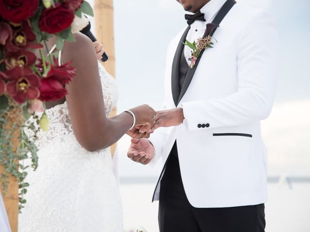 Les and Tumeka's Wedding in Saint Petersburg, Florida 31