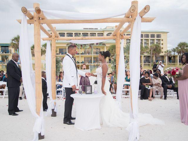 Les and Tumeka's Wedding in Saint Petersburg, Florida 33