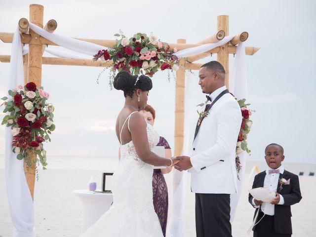 Les and Tumeka's Wedding in Saint Petersburg, Florida 34