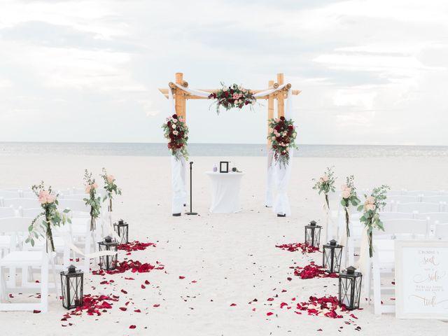 Les and Tumeka's Wedding in Saint Petersburg, Florida 40