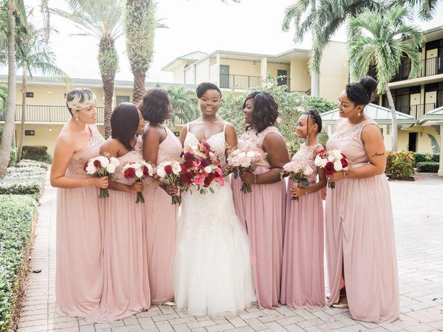 Les and Tumeka's Wedding in Saint Petersburg, Florida 49