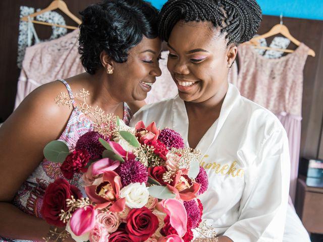 Les and Tumeka's Wedding in Saint Petersburg, Florida 59