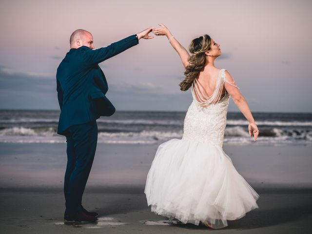 Evan and Anna's Wedding in Wildwood, New Jersey 5