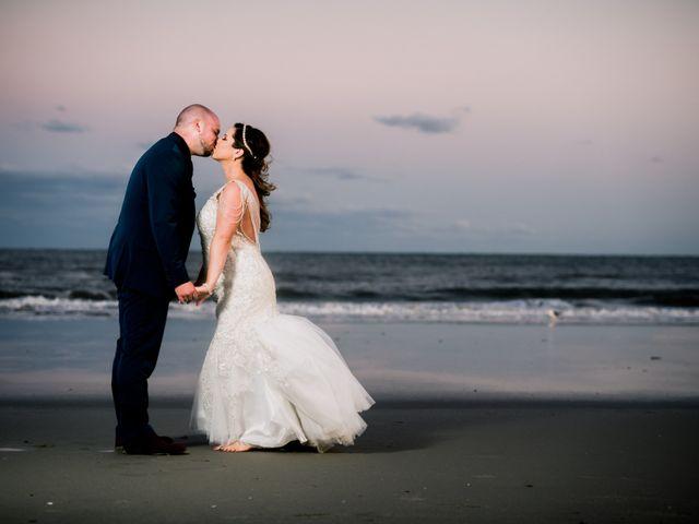 Evan and Anna's Wedding in Wildwood, New Jersey 6