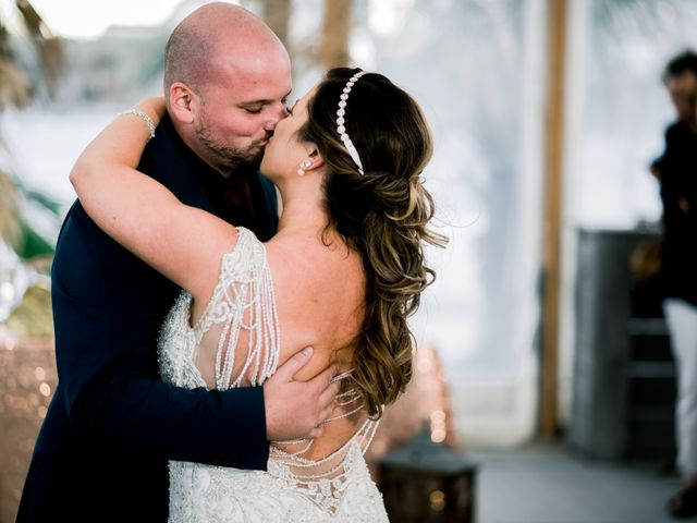 Evan and Anna's Wedding in Wildwood, New Jersey 8