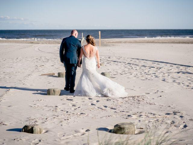 Evan and Anna's Wedding in Wildwood, New Jersey 12