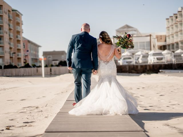 Evan and Anna's Wedding in Wildwood, New Jersey 18