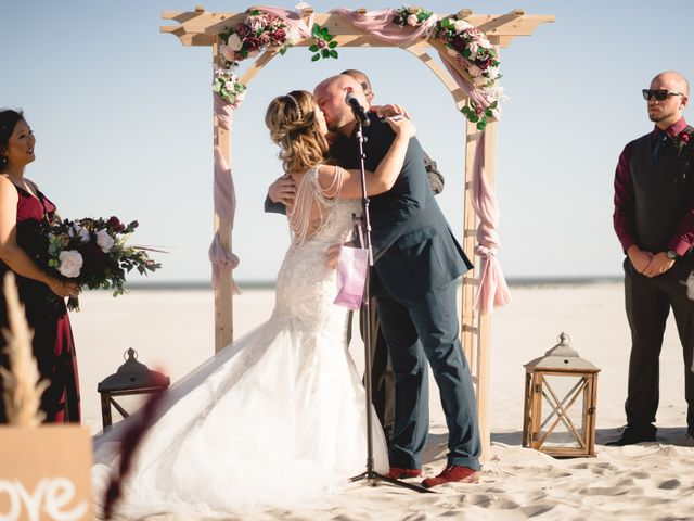 Evan and Anna's Wedding in Wildwood, New Jersey 19