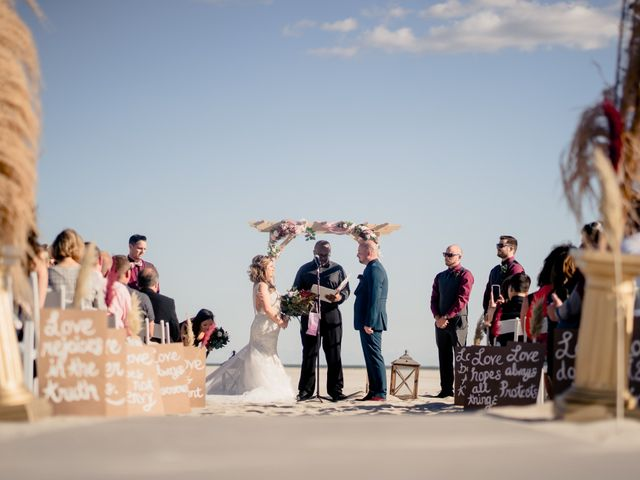 Evan and Anna's Wedding in Wildwood, New Jersey 21