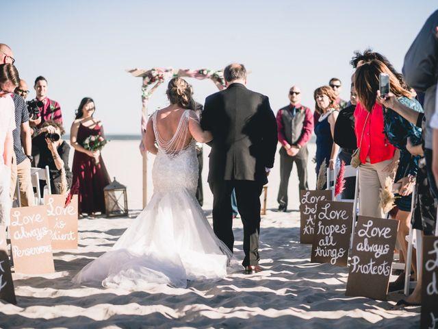 Evan and Anna's Wedding in Wildwood, New Jersey 22
