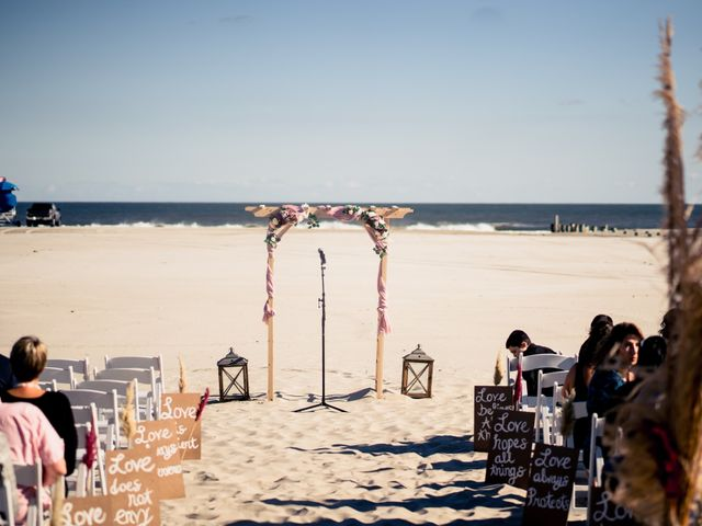 Evan and Anna's Wedding in Wildwood, New Jersey 24