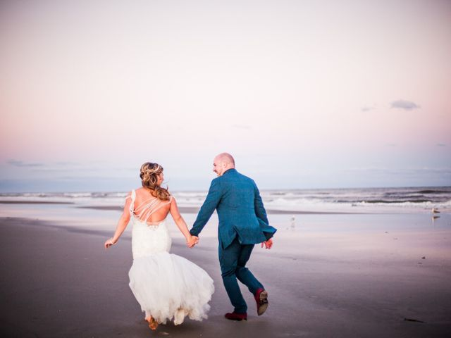 Evan and Anna's Wedding in Wildwood, New Jersey 41