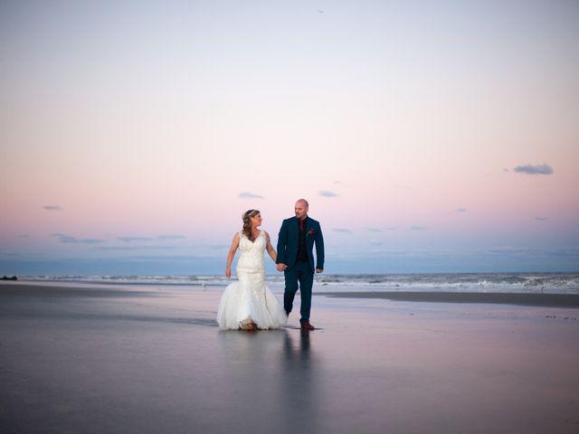 Evan and Anna's Wedding in Wildwood, New Jersey 43