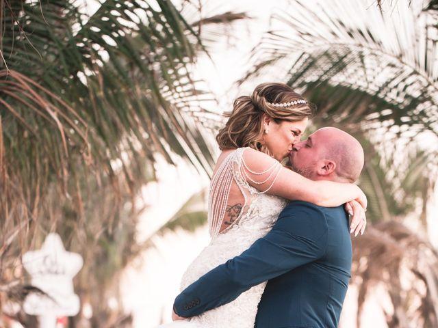 Evan and Anna's Wedding in Wildwood, New Jersey 46