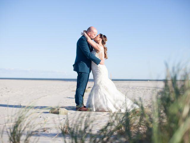 Evan and Anna's Wedding in Wildwood, New Jersey 1