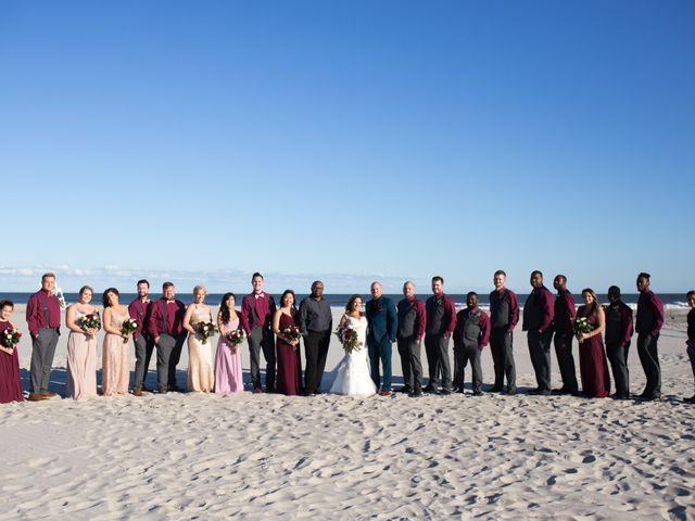 Evan and Anna's Wedding in Wildwood, New Jersey 55