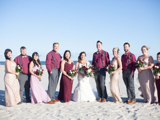 Evan and Anna's Wedding in Wildwood, New Jersey 56