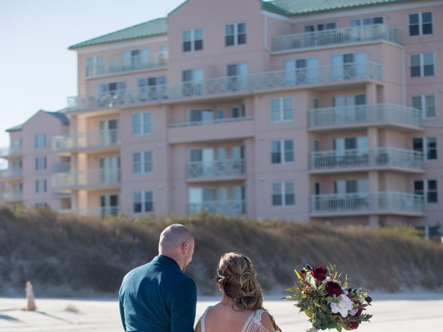 Evan and Anna's Wedding in Wildwood, New Jersey 58