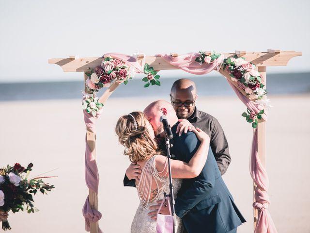 Evan and Anna's Wedding in Wildwood, New Jersey 61