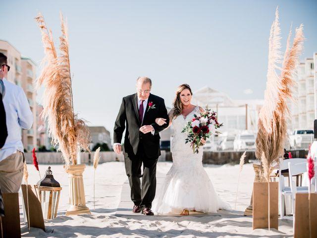 Evan and Anna's Wedding in Wildwood, New Jersey 66