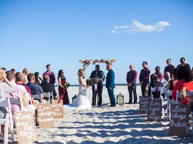 Evan and Anna's Wedding in Wildwood, New Jersey 67