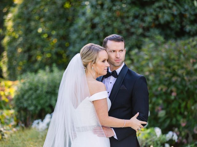 The wedding of Catey and Lucas