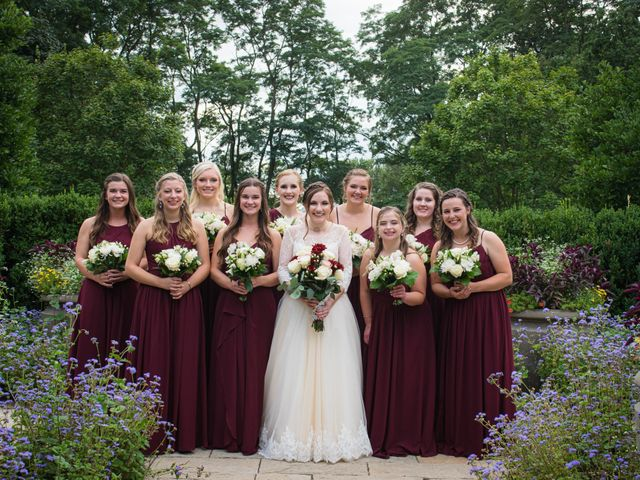 Sarah and Caleb's Wedding in Wheaton, Illinois 6