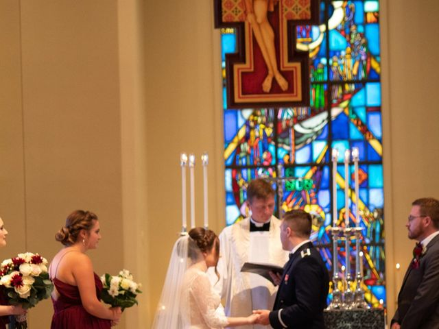 Sarah and Caleb's Wedding in Wheaton, Illinois 39