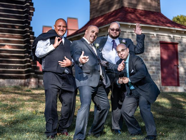 Luis and Saudi's Wedding in Stratford, Connecticut 39