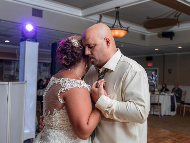 Luis and Saudi's Wedding in Stratford, Connecticut 97