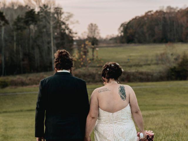 Anthony and Kelly's Wedding in Burlington, North Carolina 6