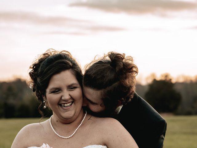 Anthony and Kelly's Wedding in Burlington, North Carolina 7